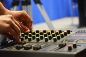 professional grade audio for clinical trials